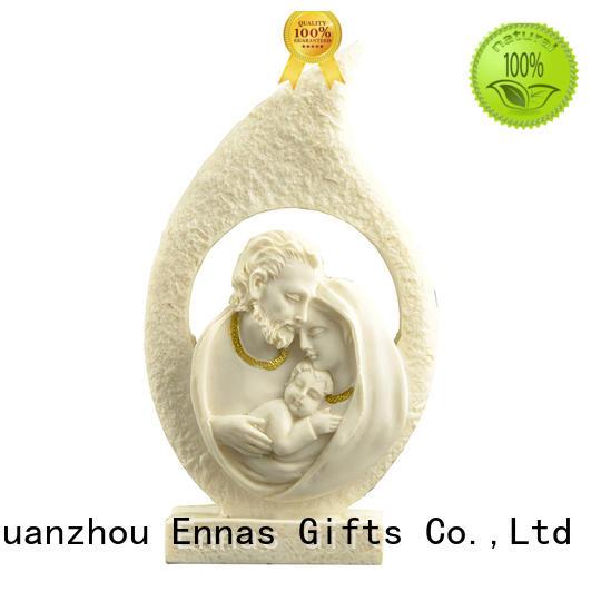 holding candle catholic figurines catholic hot-sale holy gift