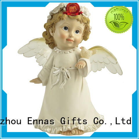 artificial angel wings figurines antique at discount