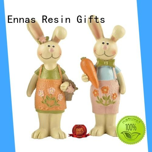 Ennas vintage easter figurines handmade crafts for holiday gift