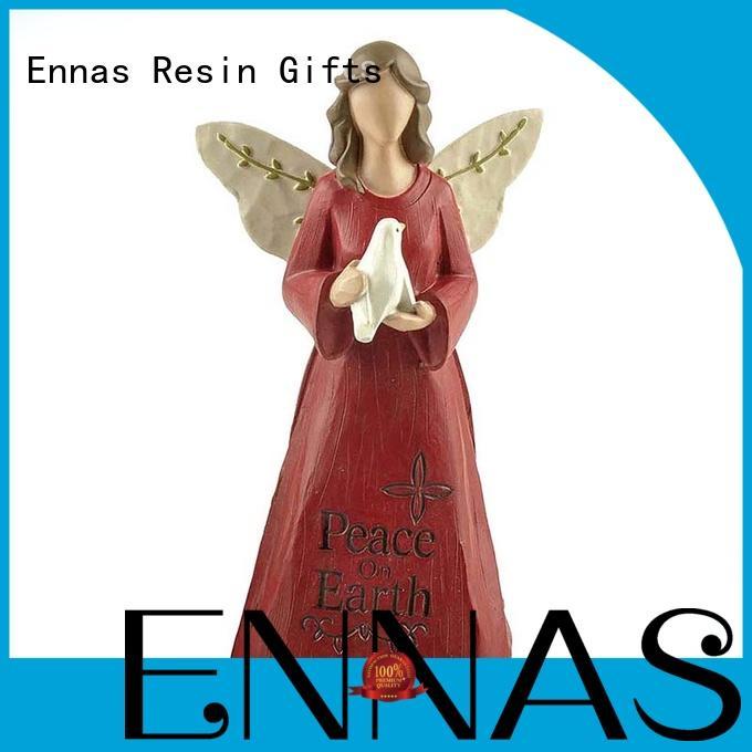 Ennas hand-crafted angel figurines collectible unique best crafts