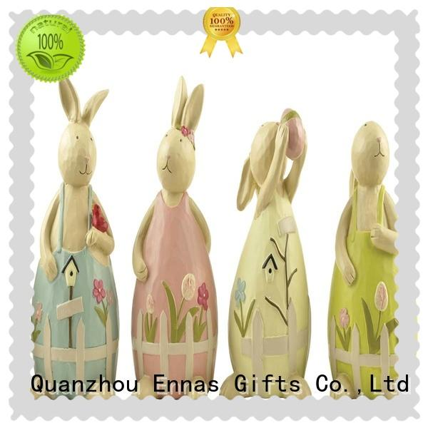 Ennas OEM holiday figurines best price from resin