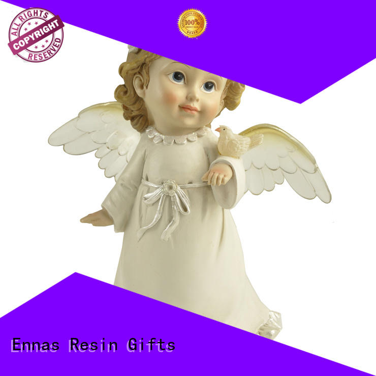 hand-crafted memorial angel figurines top-selling at discount