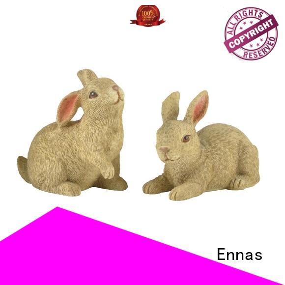 Ennas easter rabbit decor top brand for holiday gift