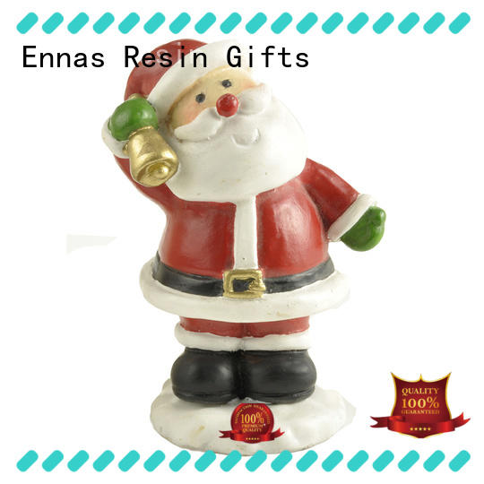 Ennas animated christmas figures polyresin