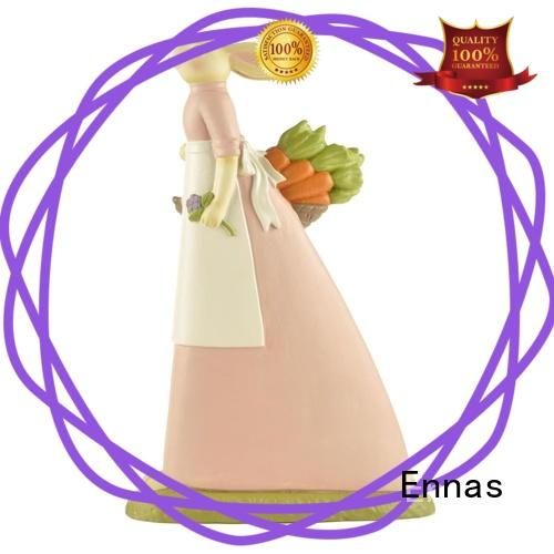 Ennas resin easter bunnies top brand for holiday gift