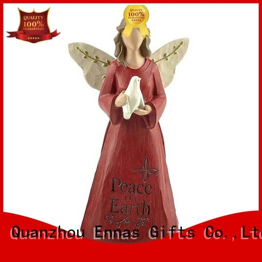 Ennas home decor guardian angel figurines collectible top-selling for ornaments