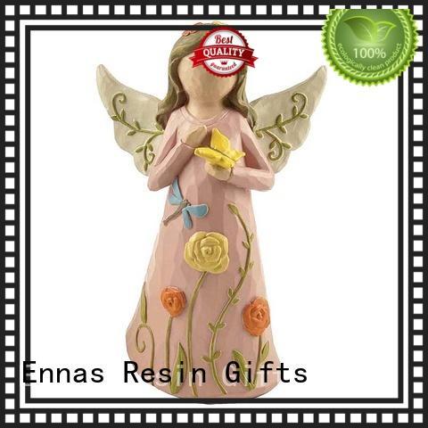 Christmas little angel figurines popular vintage best crafts