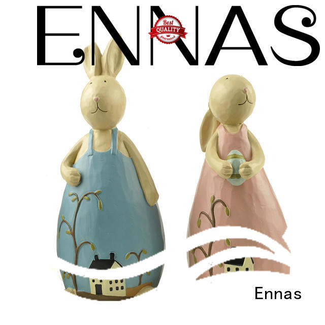 Ennas custom decorative animal figurines animal from polyresin