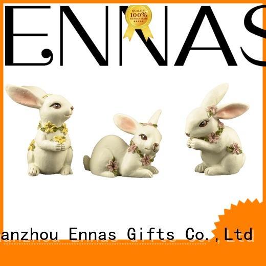 Ennas hot-sale easter rabbit decor handmade crafts home decor
