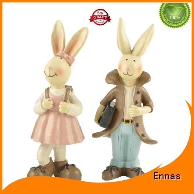 Ennas easter rabbit decor handmade crafts home decor