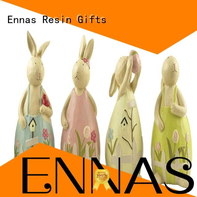Ennas popular four seasons figurines low-cost for home decor