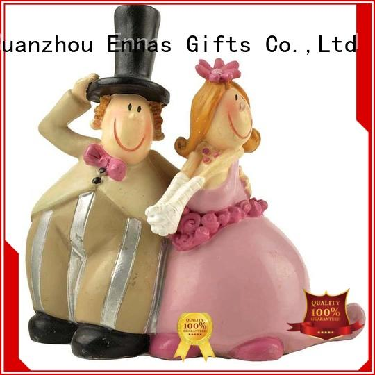 Ennas funny wedding cake toppers hot-sale from best factory