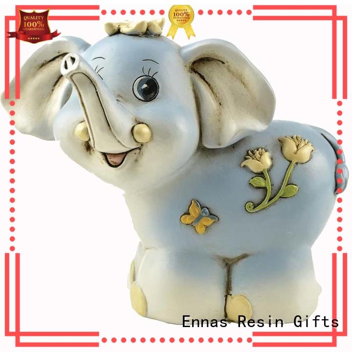 Ennas 3d decorative animal figurines free delivery from polyresin