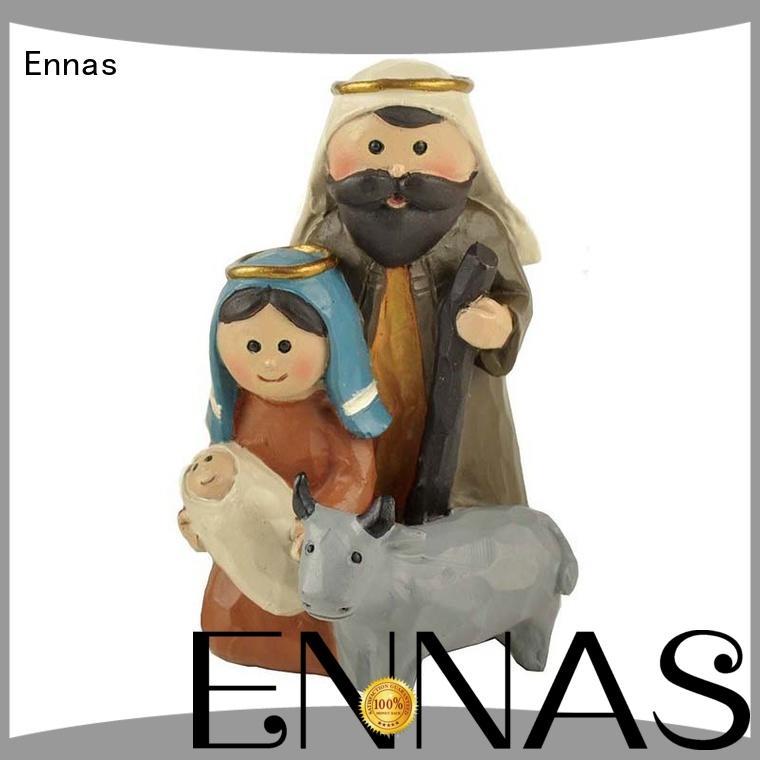 holding candle catholic statues eco-friendly popular family decor