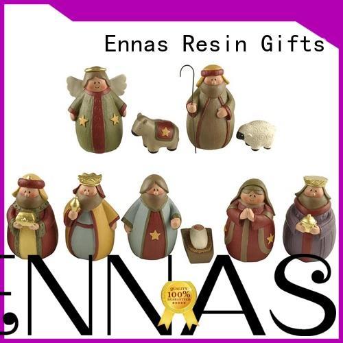 Ennas christian catholic statues promotional family decor