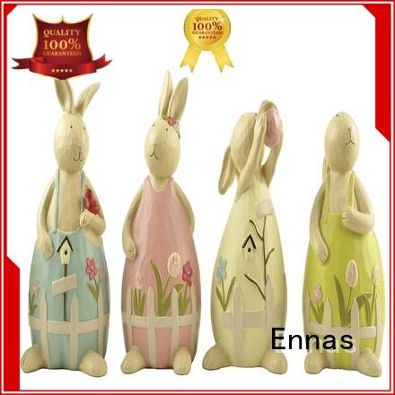 Ennas handmade wild animal figurines hot-sale from polyresin