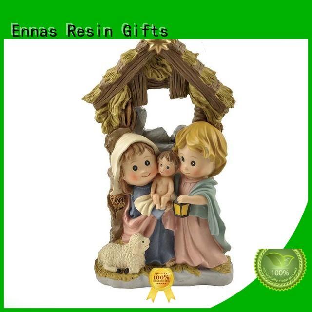 Ennas holding candle catholic crafts popular family decor
