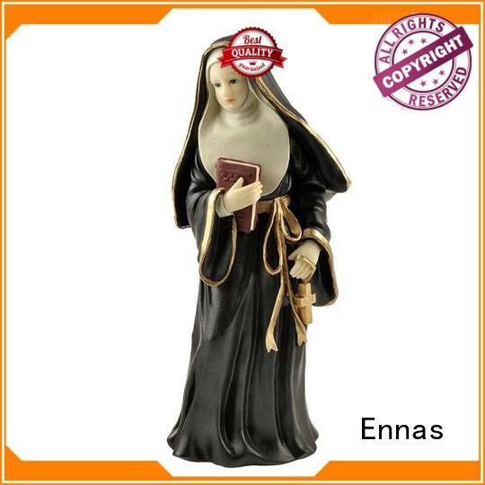 Ennas christian religious sculptures bulk production holy gift