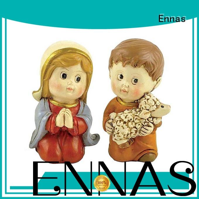 Ennas christmas catholic figurines popular craft decoration
