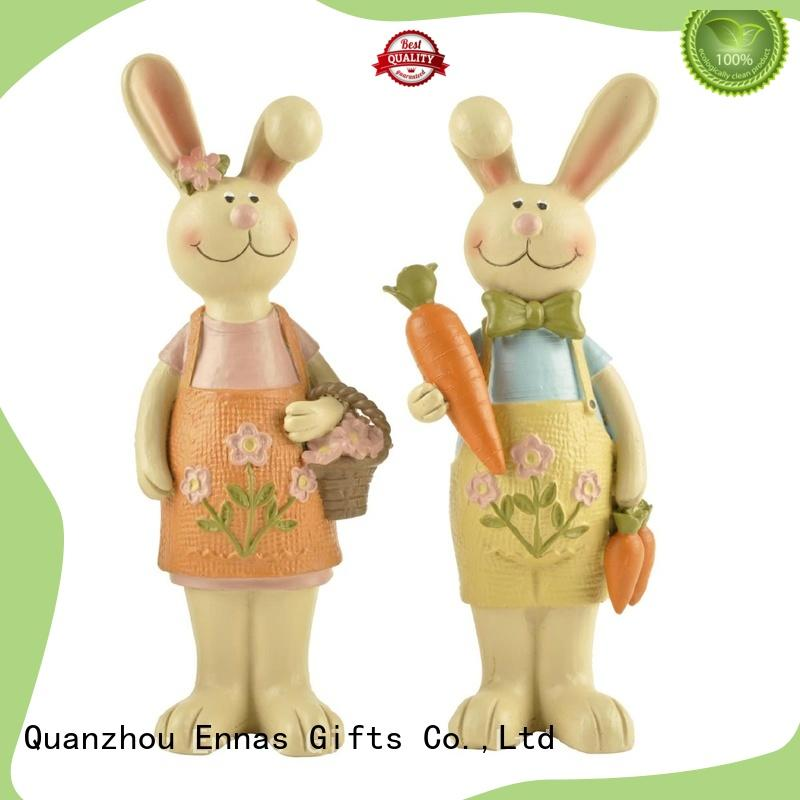 Ennas OEM holiday figurines for gift