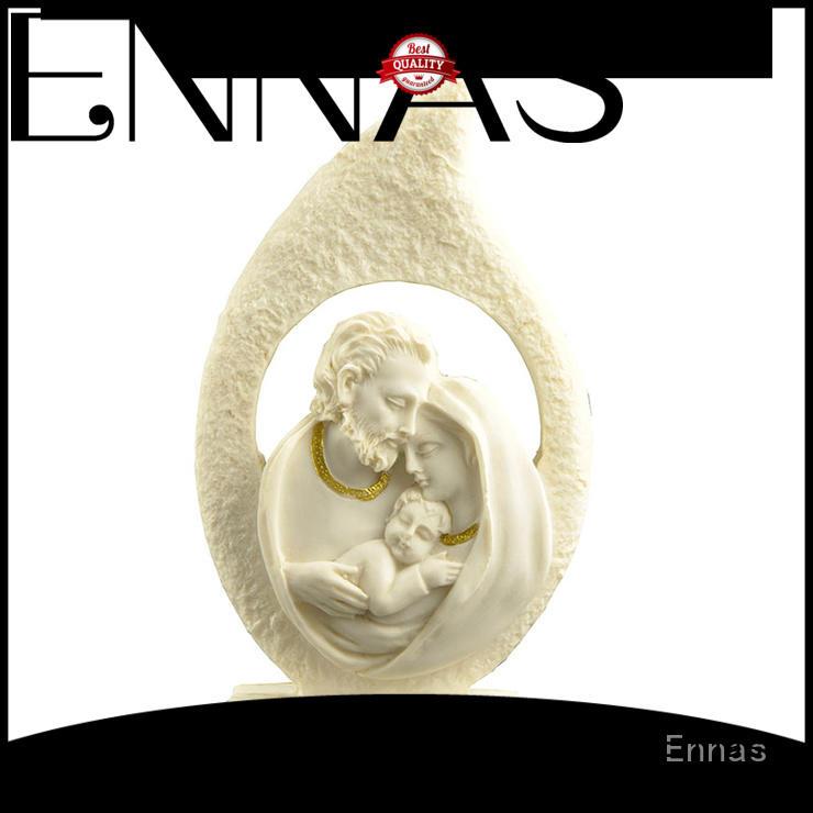 Ennas custom sculptures religious figures popular craft decoration