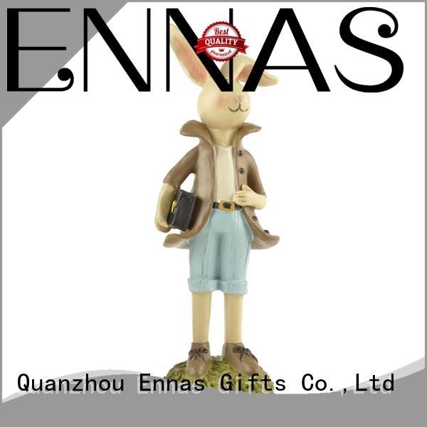 Ennas popular four seasons figurines bulk order from resin