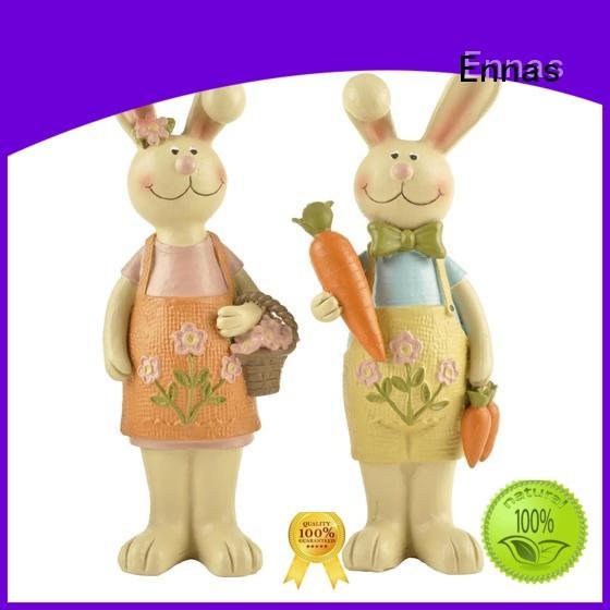Ennas decorative four seasons figurines bulk order from resin