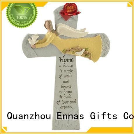 eco-friendly catholic crafts promotional family decor Ennas